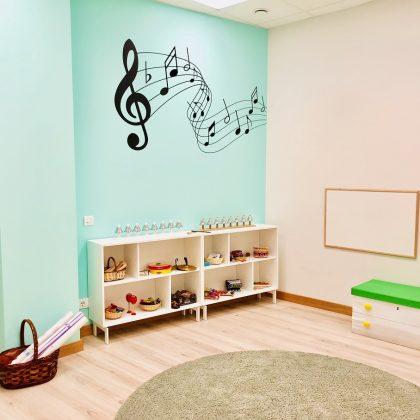 Música Cuarto Creciente Montessori Logroño (2)