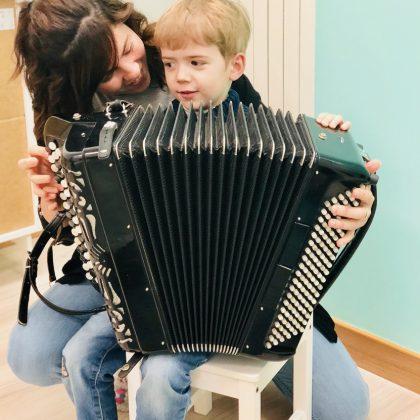 Música Cuarto Creciente Montessori Logroño (5)