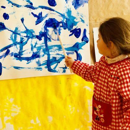 Aula de Pintura (2)