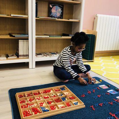 Aula Montessori Primaria Cuarto Creciente Logroño (2)